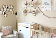 Baby nursery natural