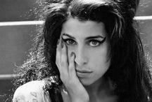 Amy Winehouse / by Bob Max