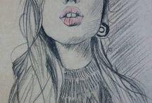 sketch / çizimlerim