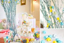 Party Ideas / Party decoration Ideas | decor for baby showers + birthday parties + ect