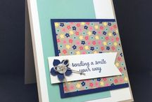 Affectionately Yours DSP Stampin' Up!