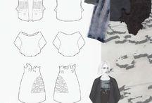 Fashion portfolio ideas