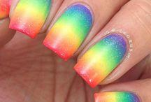 Nails / by Elizabeth McLaughlin
