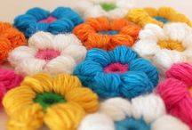 Knitting and Crochetting / by Jodi W
