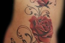 Tattoos with Roses