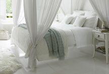 Белая спальня / Хотите уютную, свежую и светлую спальню?