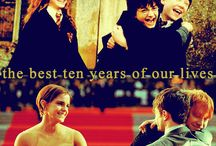 Harry potter  / My favourite thing in the world other than chocolate !!!!!xxxxxx