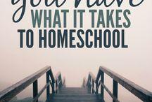 Encouragement TO Home School Your Children