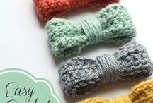 Crochet - Strikkies