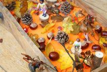 Small world trays