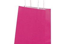 Pink gift packaging