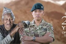 Gurkha 200 Years / 200 Years of Service to the Crown  The United Kingdom's Brigade of Gurkhas commemorates 200 years of outstanding service and loyalty to the Crown in 2015.  Since its formation Gurkhas have conducted themselves with distinction in numerous conflicts alongside their British colleagues.  But who are the Gurkhas, where do they come from, how did they become part of the British Army and how are they cared for when they retire?