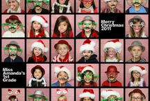 1st grade Holiday party