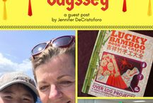 Chinese Craft Ideas- Lucky Bamboo Crafts / Enjoy these projects and ideas from Jennifer DeCristoforo's 'Lucky Bamboo Book of Crafts'