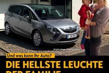 Opel Autowerbung / Bild und Videos von Opel Autowerbung