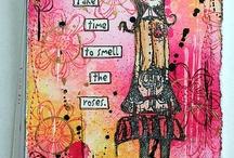 Bookbinding & Journal Ideas / by DeeAnn