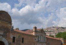 Padula / Padula e la Certosa di San Lorenzo