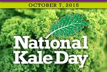 National Kale Day in the News
