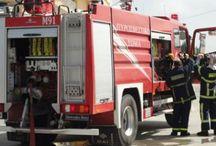 Πυρκαγιά ξέσπασε το πρωί σε διαμέρισμα, στο κέντρο της Θεσσαλονίκης
