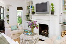 Living Room / by Kathryn Sparks
