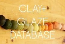 glazes / oxides / recipes