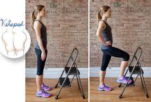 Butt Workout / by Namita Karir