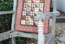 miniature quilts