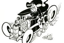 30's cartoons