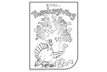 Thanksgiving / Our Thanksgiving colouring in printable activities allow children to give thanks for the fruit, vegetables and other foods that have been harvested. / by iChild.co.uk