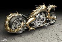 Motorky a Přilby