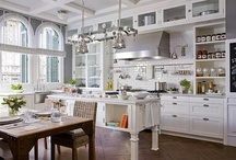Kitchens / by Melissa Tackett