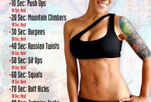 H.I.I.T. Workouts / Fitness
