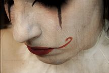 Pierrot the clown by K.A