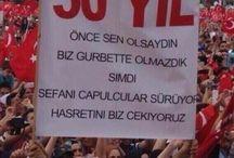 """occupy turkey / """"teyyip dönmeden ülkeyi saklıyoruz beyler"""""""