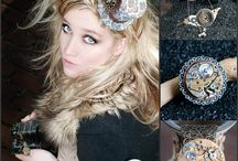 Steampunk Inspired Creations
