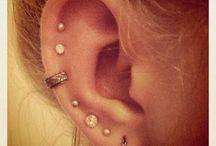 Piercing & Tattoos / Inspirasjon til tatoveringer og piercinger