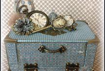 Vintage zelfmaak pakketten / Scrap-Unlimited is gespecialiseerd in vintage zelfmaak pakketten.alle pakketten zijn incl. alle materialen en gedetailleerde werkbeschrijving  http://www.scrap-unlimited.nl/c-1794449/vintage-pakketten/