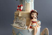 teenagers cake