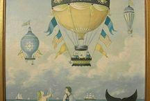 CBP ›› Floating Home / Group board for Ivar, Elina, Danny, Victor, Guillaume