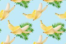 Banana E Flamingo