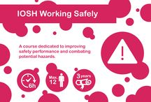 Health & Safety Courses / Health & Safety teaches employees the fundamental skills to practicing work tasks safely and is beneficial for every working environment.