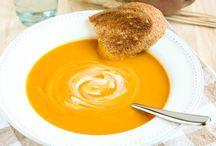 Winter soups