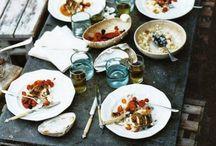 Tables / Table sets / by Virginia Fluxá