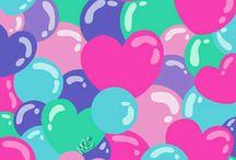 скрапбукинг фоны шары