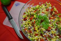 """Summertime / """"It's difficult to think anything but pleasant thoughts while eating a home grown tomato"""" ~ Humorist Lewis Grizzard  What better way to celebrate summer than with recipes for your fresh fruits and veggies?"""