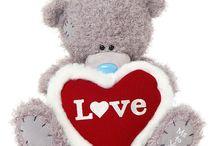 Me to You Bear Love