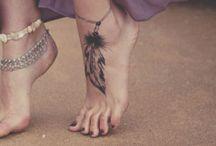 Tattoos & Piercings / by Tori Bowen