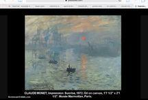 Ζ  Claude Monet