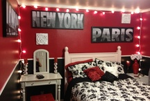 Passport bedroom / Ideas for Sam's room