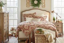 dormitorul alb